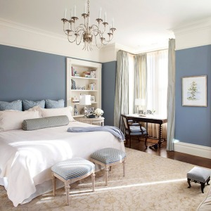 Soft Muted Bedroom