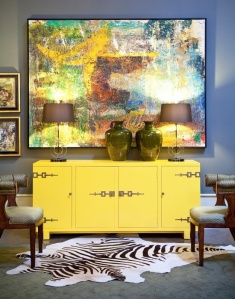 Bold color by Charles Harold