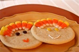 Decorate sugar cookies