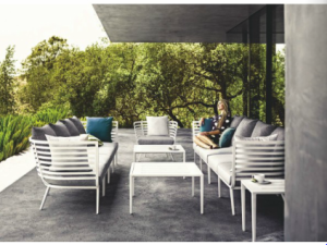 Gloster a must for outdoor furniture in Florida
