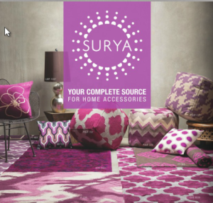 Surya an absolute must stop and fill up on accessories and rugs
