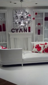 Cyan design made a huge impact on the accessory market with it's bold showroom front window.