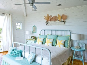 By the sea bedroom