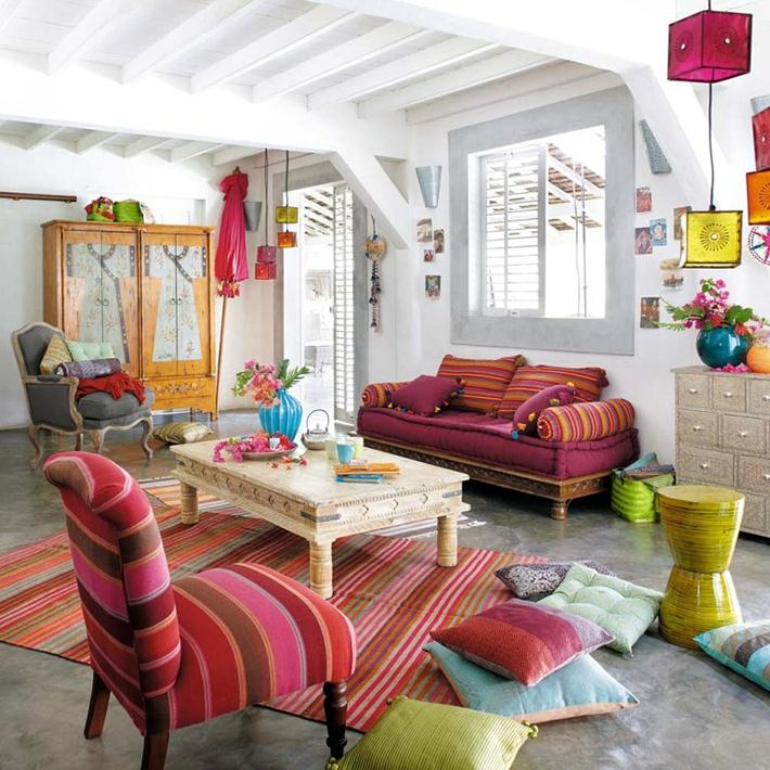 Bohemian Decor: The Latest Interior Design Trends And Styles