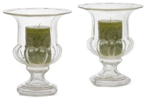 Who says Hurricanes are just for storms? The right glass hurricane candle holders are perfect for all occasions.