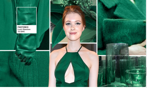 This green is to die for. It is deep, rich, classic and the perfect accent color.