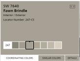 fawn-brindle
