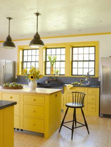 33ae83ceaa18ff64a6a3a3a48ad75454--yellow-cabinets-colored-cabinets