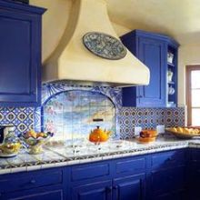 3e78dabdb4e3b800a0675303cf49e223--cobalt-blue-kitchens-colorful-kitchens