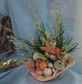 2d31deb02c79362144303fa8e1e5c760--funeral-arrangements-seashell-art